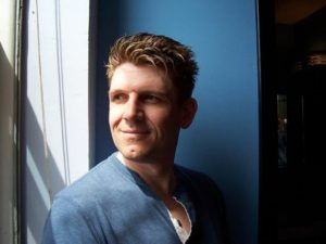 Joshua Palmatier author photo